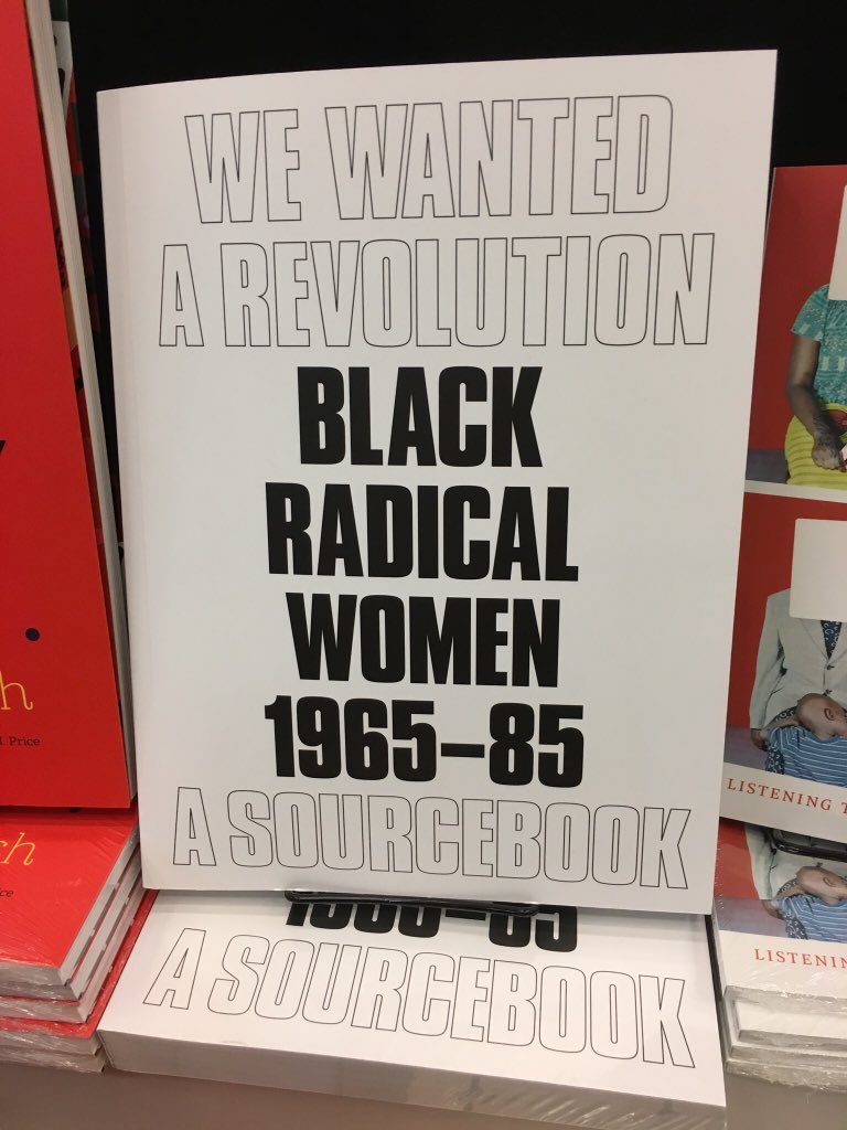 test Twitter Media - Just a few copies left of the Sourcebook for We Wanted a Revolution at our #CAA2018 booth. Or use coupon code CAA18 to save 30% online https://t.co/LcuCXgZ1oq https://t.co/gP1SdxCIYw