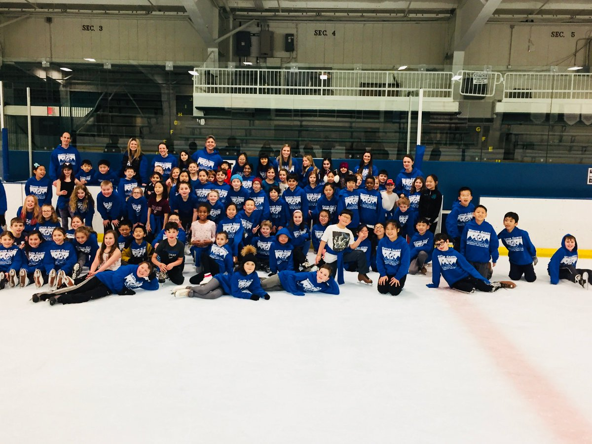 test Twitter Media - What a field trip! Thanks for organizing our very own Winter Games on the ice, Mr. V! ⛸#d30learns https://t.co/dURDLw4wTy