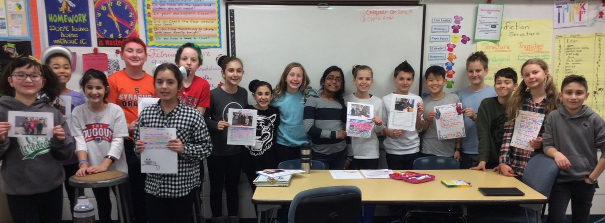 test Twitter Media - Our 5th students in @WBSpanish wrote letters to students at Nueva Ponce de Leon School in Puerto Rico this afternoon.  So glad to see this relationship continue. #bewillowbrook #d30learns https://t.co/R8Sj9PubHT