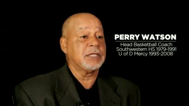 Detroit native Perry Watson gets honored for Black History Month! #NBABHM #NBAVoices #DetroitBasketball https://t.co/3FfuiUU3UF