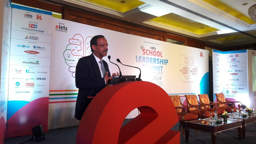 test Twitter Media - I get lots of feedback from teachers and I try to I incorporate them, says Anil Swarup @swarup58 , Secy (School Education & Literacy) @HRDMinistry at #SLS2018. #EletsEducation #IndianEducation https://t.co/3R0S6estAi