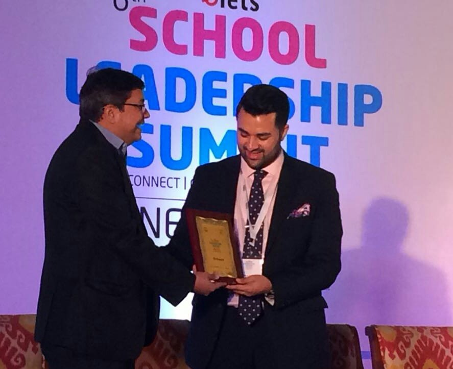 test Twitter Media - Elets has taken the brand of Indian education overseas, says Ryan Pinto, CEO, Ryan Group of Institutes while commenting on efforts of @eletsonline. @RyanIntlGrp  @ravigupta1000 #SLS2018 #EletsEducation https://t.co/eYjIBBbDeO