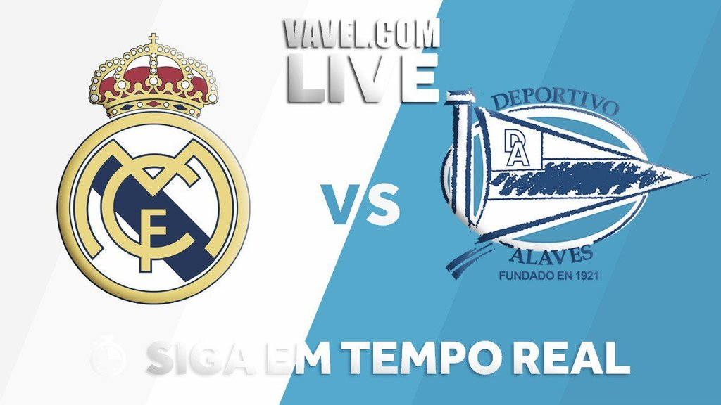Real Madrid x Alavés AO VIVO online pelo Campeonato Espanhol 2017/18 https://t.co/65FhcPWwqd https://t.co/ZTS0gDBEYB