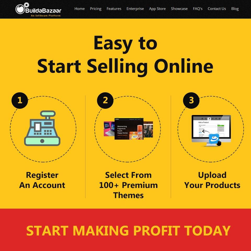 test Twitter Media - BuildaBazaar offers you all the tools you require to start selling online. Create Your Own Store and #SellOnline! #buildabazaar #ecommercesolutions #onlinestorebuilder #websitebuilder #ecommercestorebuilder #themejungle #infibeam #buildabazaarthemes https://t.co/PgopBcbzP7