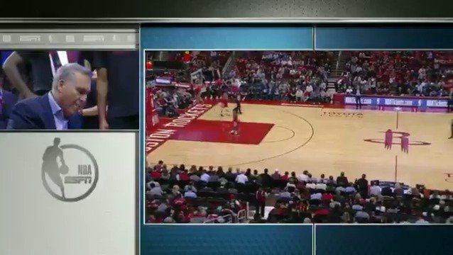'Keep running, keep running, keep running!'  Mike D'Antoni and Tom Thibodeau are WIRED on @ESPNNBA https://t.co/0stB0ffn5X