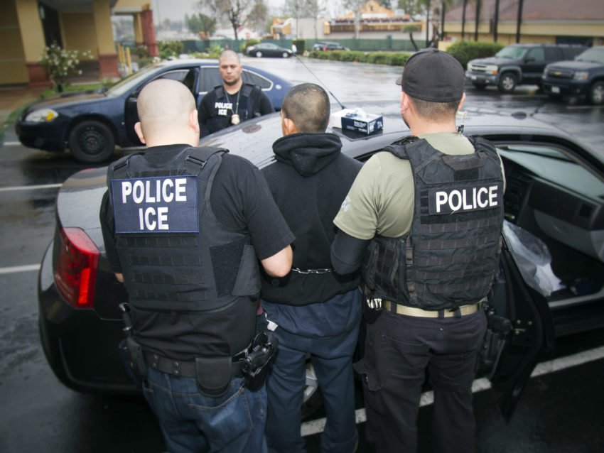 US deportations targeting more people with no crime records https://t.co/FRHzl2SB3B https://t.co/zMv16AeljU