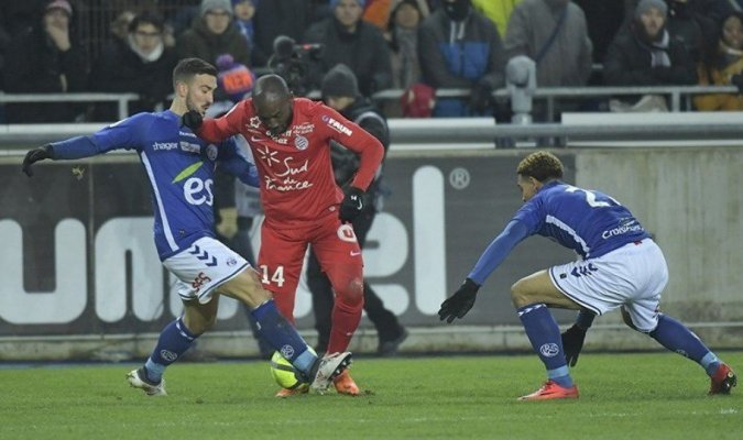 Montpellier se atascó ante el Estrasburgo https://t.co/eeWpVRsaU1 #26Oct https://t.co/9JXiqbOb2x