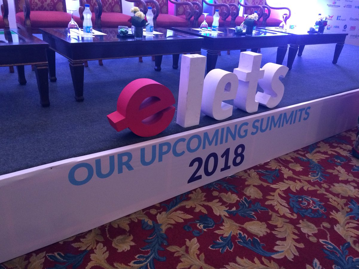 test Twitter Media - .@eletsonline welcomes you to 6th School Leadership Summit, New Delhi.#SLS2018 #eletsEducation https://t.co/7ouD3BIyEp