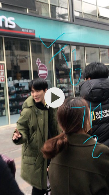 RT @608jonghyun: More pictures of Jonghyun spotted filming Night Goblin from NU'EST DC Gall https://t.co/SmtppQVWM7
