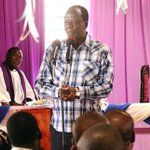 County work could stall for lack of cash, says Oparanya