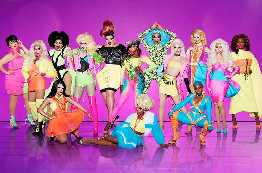 Take the time to meet the queens of @RuPaul's Drag Race season 10 https://t.co/LdIHg2Lhc9 https://t.co/5G5wdoO26D