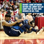 RT : The latest on the Jimmy Butler injur...