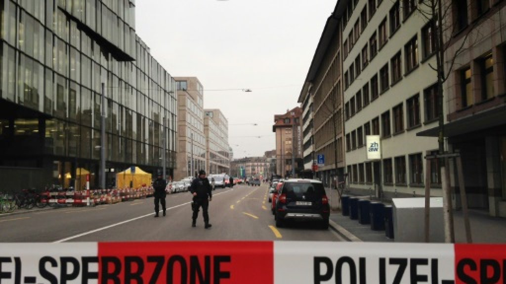 Two shot dead in murder-suicide in downtown Zurich: police