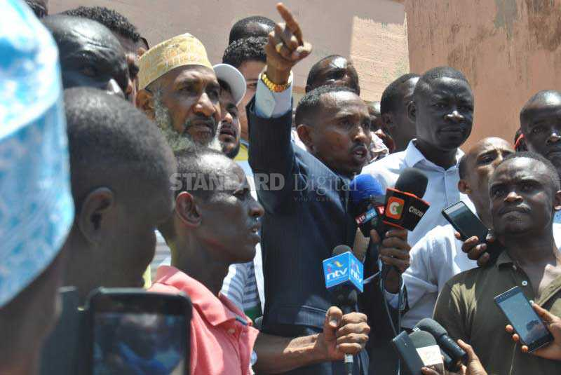 Nyali MP Mohamed Ali attacked by rival's supporters after court upholds his win