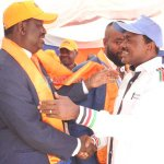 Raila fights to keep NASA marriage intact as siblings rivalry continues