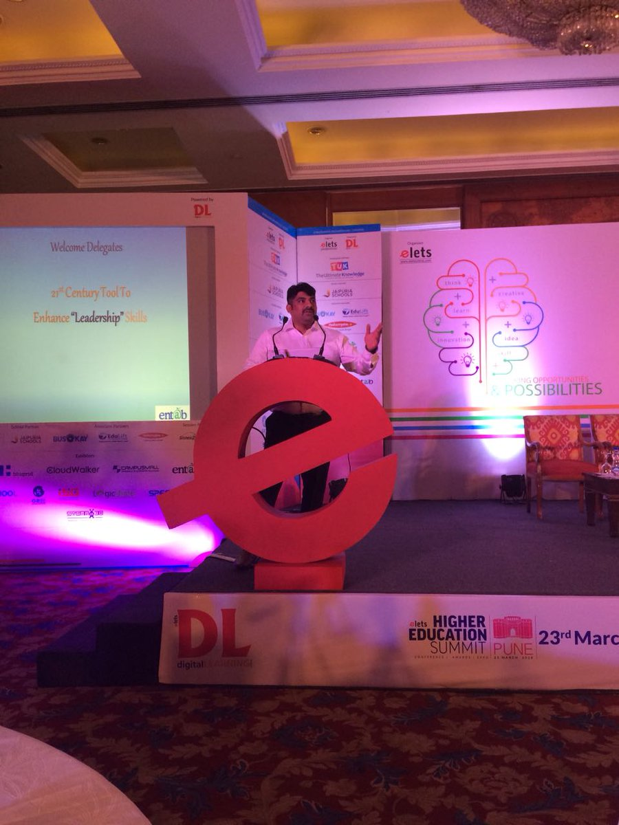 test Twitter Media - Industry presentation by Jitu Thomas, Senior Manager-Bussiness Development, @entabinfotech at #SLS2018 #eletsEducation https://t.co/Cba06qqRtm