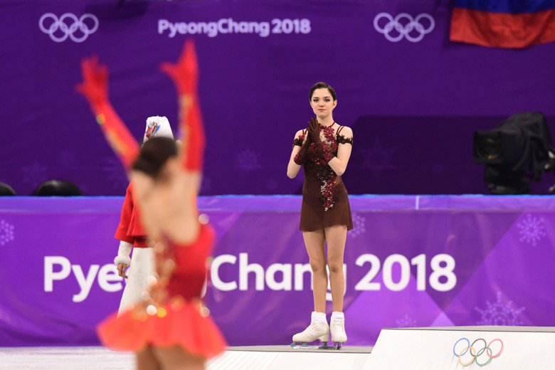 The Zagitova-Medvedeva battle for gold was the essence of a sport that's not just a sport: https://t.co/n3IqNM9ne6 https://t.co/N89s5n2uxt