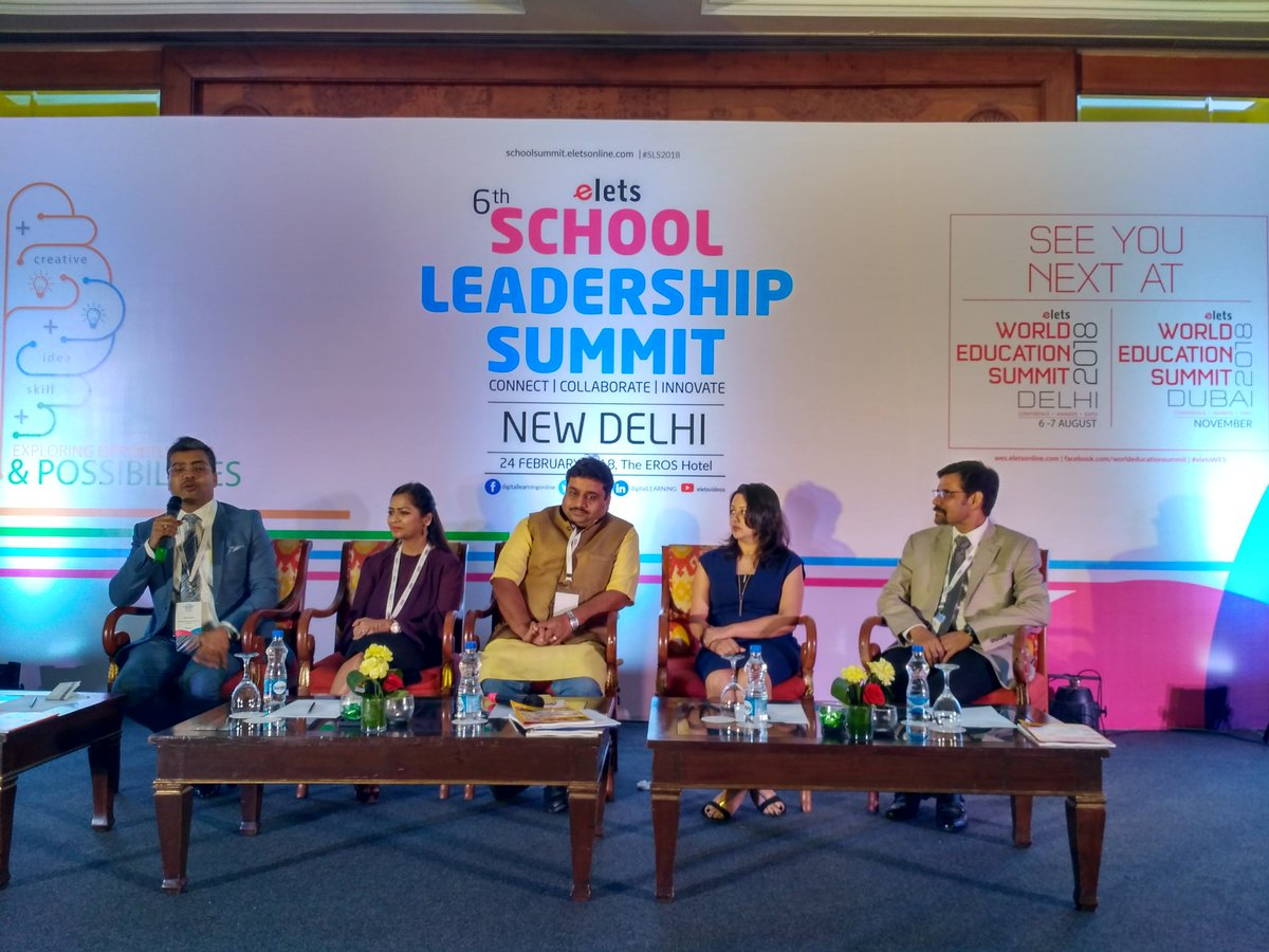test Twitter Media - Panel Discussion | Nurturing Early Childhood, Encouraging, Establishment of Preschools: Innovate, Invest & Collaborate. #SLS2018 #EletsEducation https://t.co/o5OQ4zlXeo