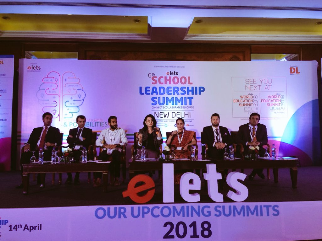 test Twitter Media - Panel Session: Importance of Inducive Policies to Build Effective School Education Ecosystem | #SLS2018 #EletsEducation https://t.co/x6lweNCxtG