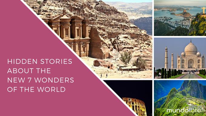Amazing places: The New 7 World Wonders https://t.co/FMkPBupXfu #mundolore #travel https://t.co/PleRT4j0MT