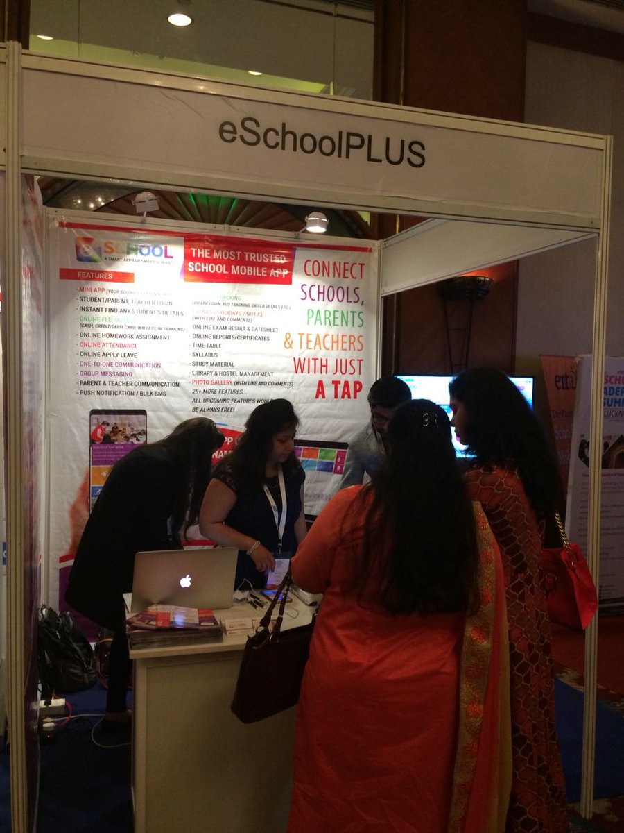 test Twitter Media - Exhibitors at 6th School Leadership Summit -- New Delhi | #SLS2018 #EletsEducation https://t.co/99XVKsf7vN