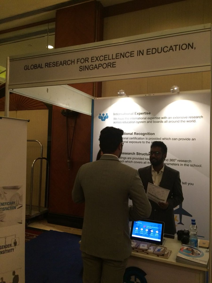 test Twitter Media - Exhibitors at 6th School Leadership Summit -- New Delhi | #SLS2018 #EletsEducation https://t.co/SEQHfFhUks