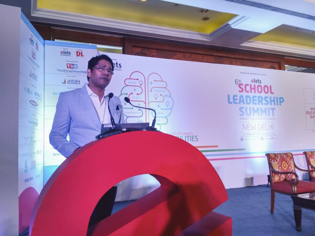 test Twitter Media - Industry Presentation by Mahesh Shetty, Founder & MD, MT Educare @mt_education. #SLS2018 #EletsEducation https://t.co/lCY1m2ek1x