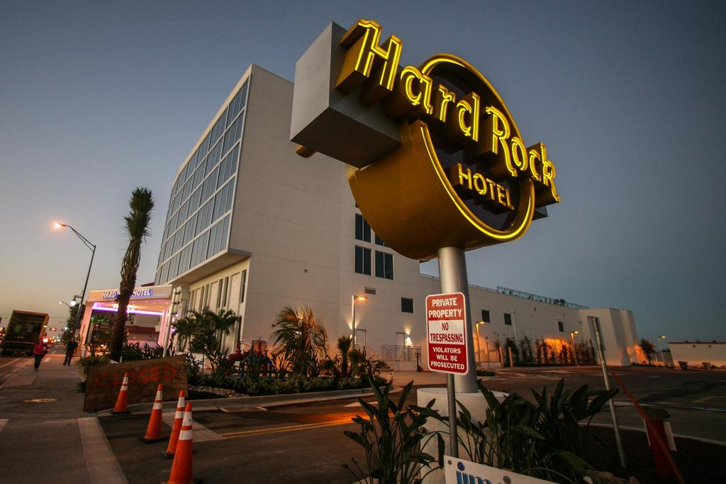 It's official: Hard Rock Daytona certified