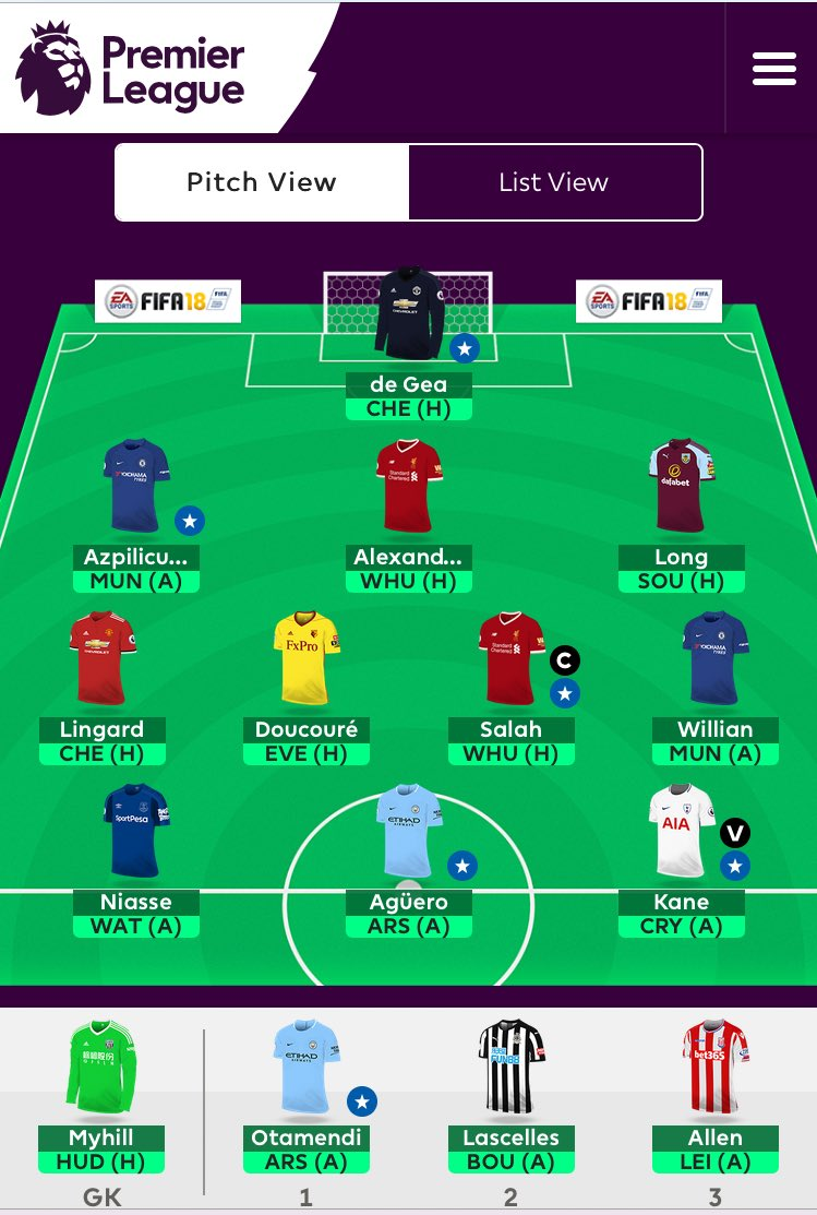 HELP! Stick with Salah as captain? Play Alexander Arnold or Otamendi? #FPL https://t.co/9XMWnHgNRE