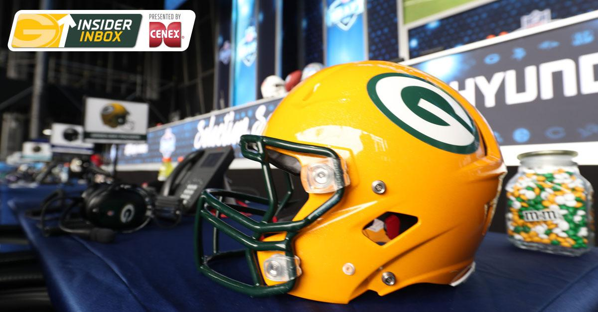 The #Packers enter the 2018 #NFLDraft with 12 total picks.  Insider Inbox ��: https://t.co/BKqOvvpRO5 https://t.co/H0TTeyFrAv