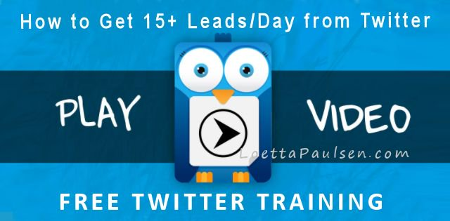 Get 15+ leads/day from Twitter with these 2 tools #homebusiness https://t.co/R2F4cUR4sq https://t.co/neoWdgHi9s