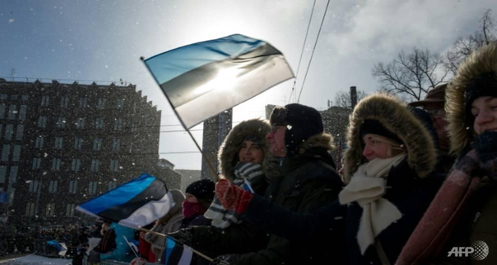 Estonia marks 100th anniversary of independence declaration