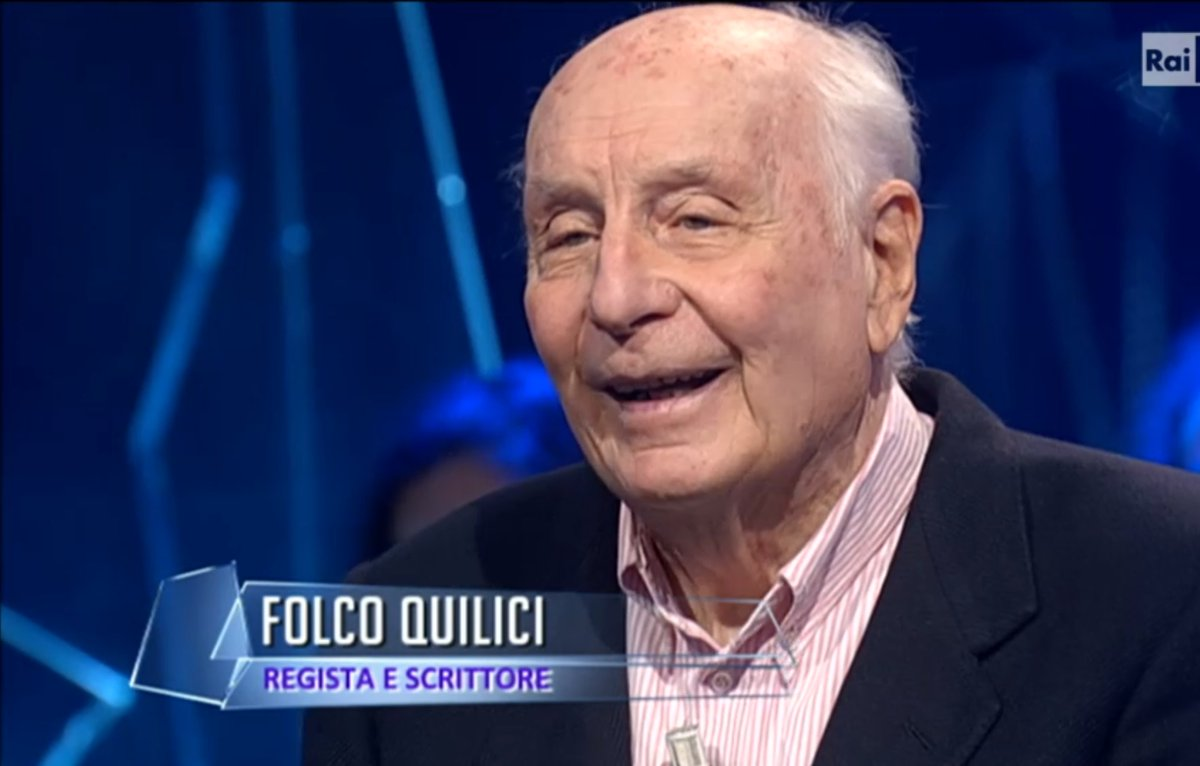 #FolcoQuilici