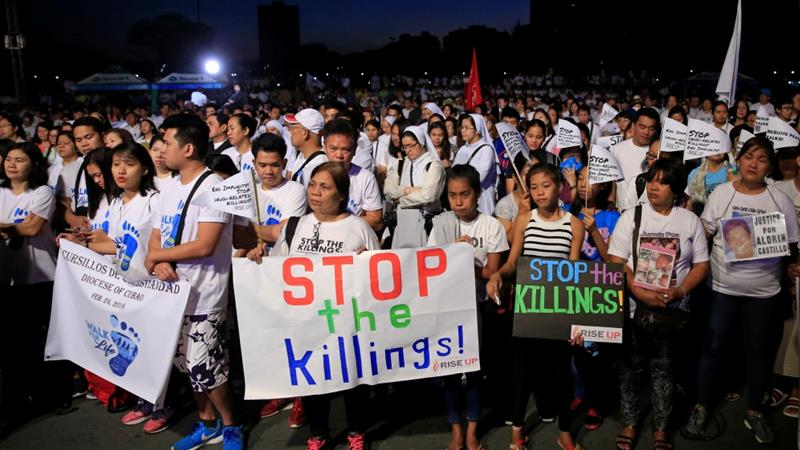 test Twitter Media - Thousands protest deadly drug war in the Philippines https://t.co/3zCuxpbm4o https://t.co/HmhKo35SNL