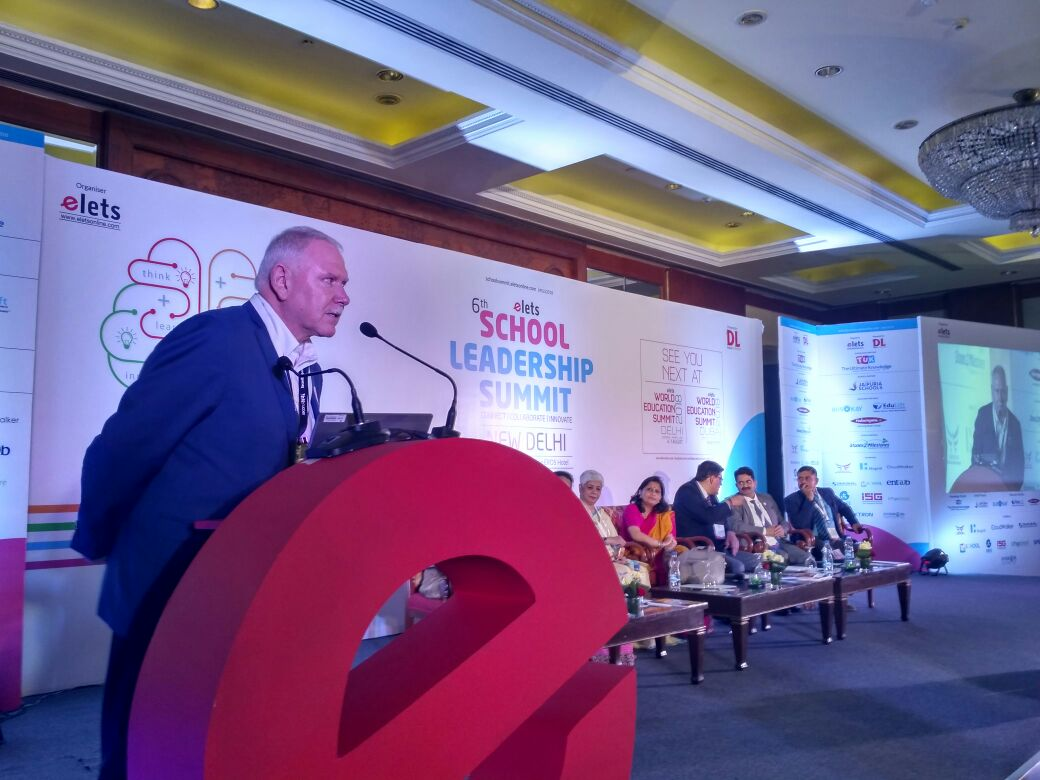 test Twitter Media - Ralph Brenner, Development and QA Manager, Committee for Children sharing his experience on education across the world at #SLS2018 #eletsEducation https://t.co/fbch5Drw3E
