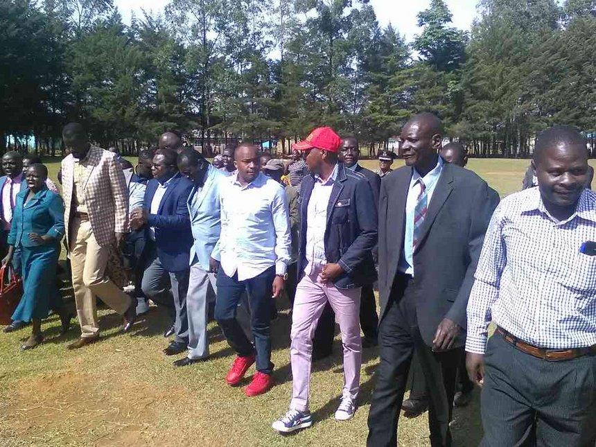 Dump Raila for Uhuru, Nasa going down, Jaguar tells Mudavadi