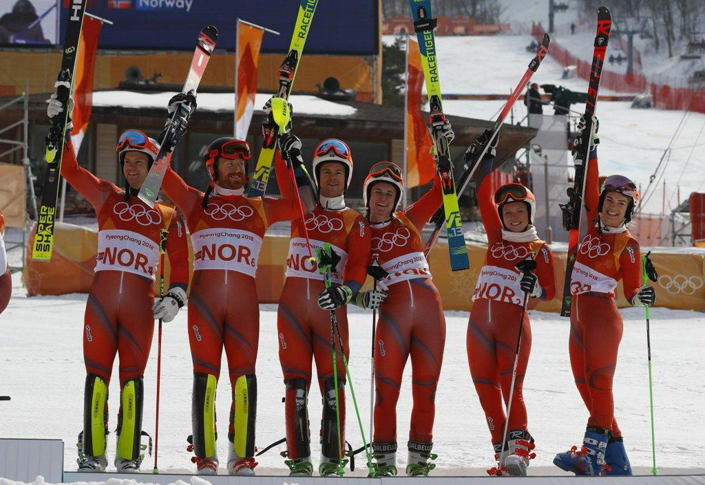 test Twitter Media - Norway win 38th Pyeongchang medal to surpass U.S. record https://t.co/WcYpCGRBmW https://t.co/9xFP6yVyfD
