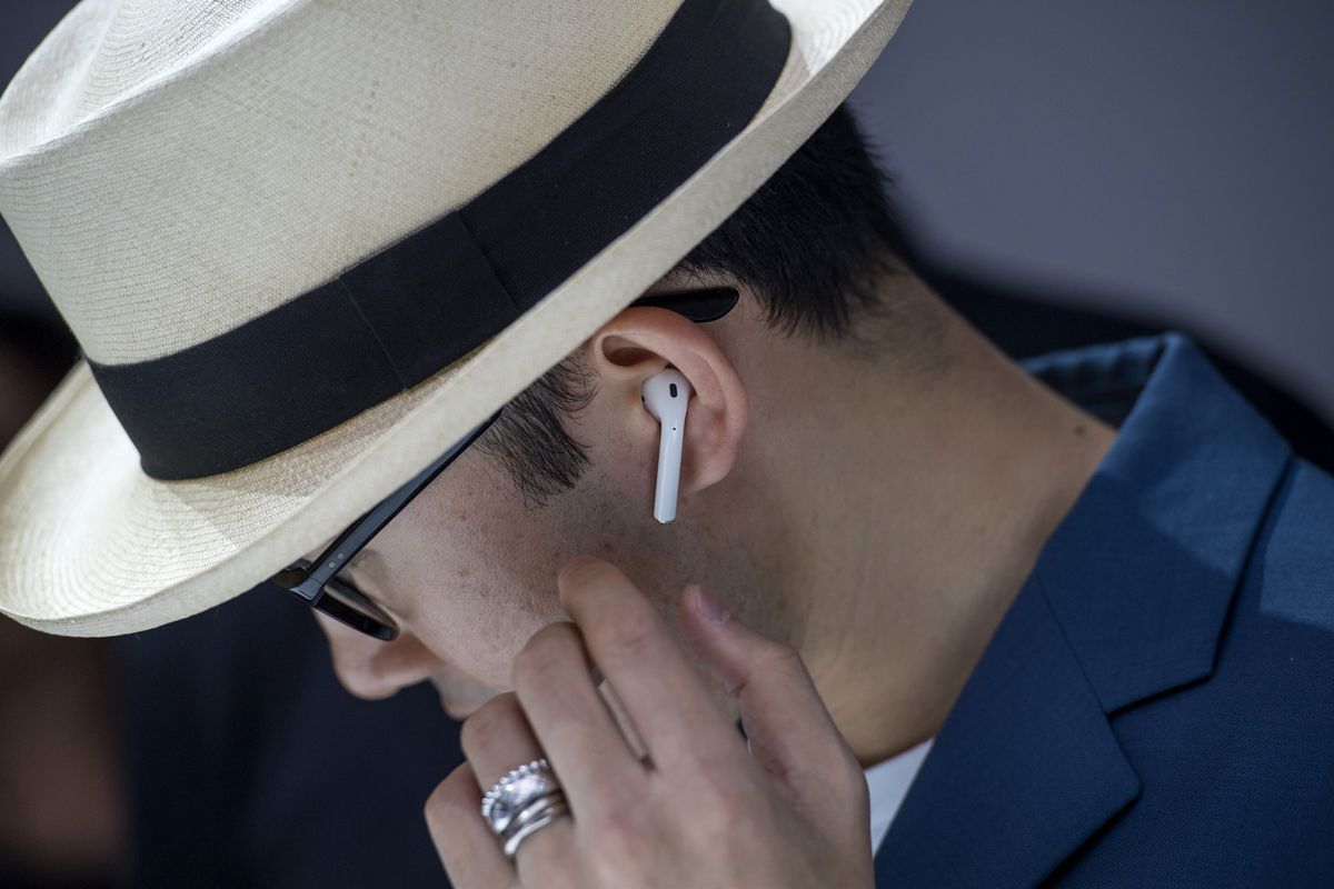 test Twitter Media - Apple is working on upgrades to its wireless AirPods headphones https://t.co/I9AwnHFFIN https://t.co/pYDudecbKl