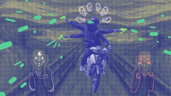 Las preguntas que siempre quisiste hacerle a un motochorro https://t.co/KwqeYfjCJF https://t.co/tzPwcal4Cx