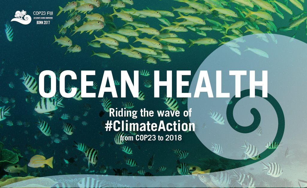 test Twitter Media - A healthy #ocean is critical to the wellbeing of vulnerable countries & a significant threat to their survival due to the impacts of #ClimateChange. Learn more about the Ocean Pathway, a #COP23 initiative to highlight the link between #climate and #ocean: https://t.co/MA5jvigSRP https://t.co/0o2sTLs9i0
