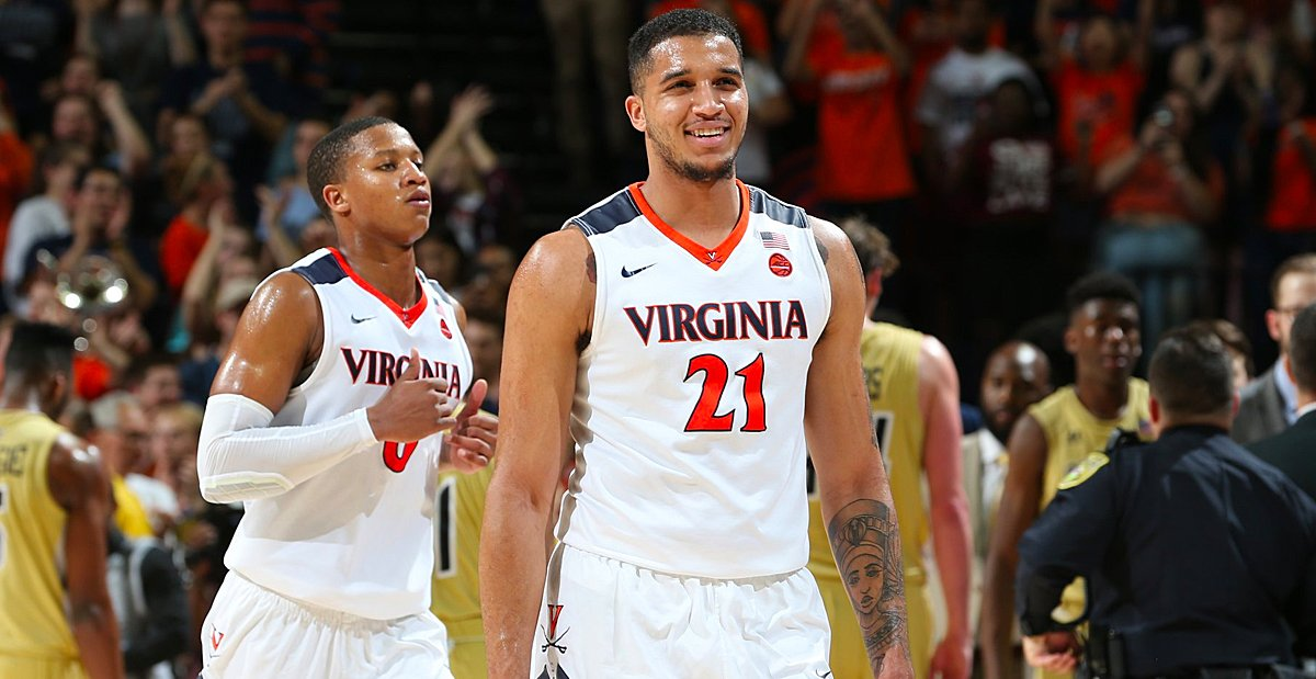 RT @Wahoos247: Isaiah Wilkins, No. 1 #UVA not taking anything for granted … https://t.co/oSG0875is8 https://t.co/F4VHWGH4vh