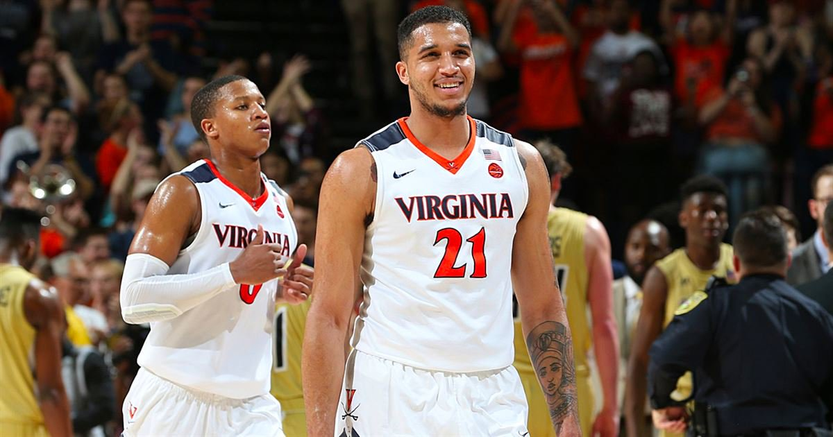 Isaiah Wilkins, No. 1 UVA not taking anything for granted #UVABasketball  https://t.co/hMnMaId3Fp https://t.co/ko7DbUhKq7