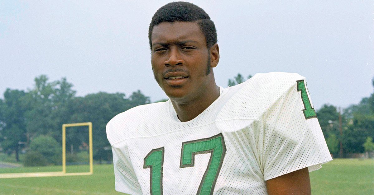 Harold Carmichael: Larger than life on and off the field  ��: https://t.co/YpCUc8rvOv  #FlyEaglesFly https://t.co/oxfLB2wsEr