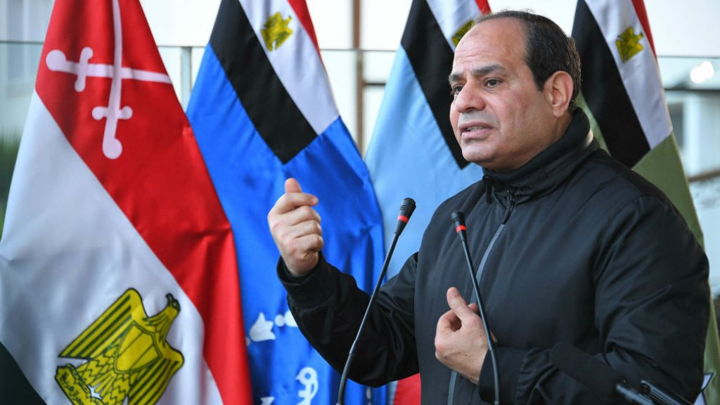 Egypt presidential race kicks off with Sisi poised to win
