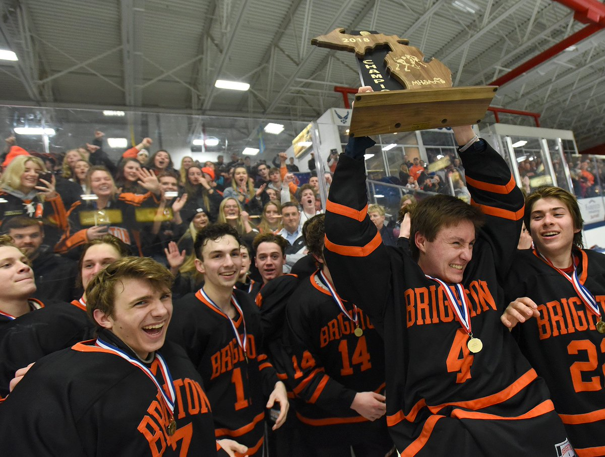 Hockey D1 final: Brighton makes it a repeater