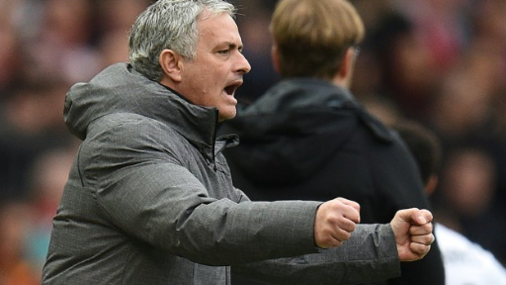 Defiant Mourinho hails United, Hammers fans fume