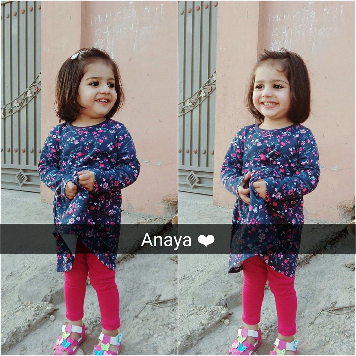#Anaya