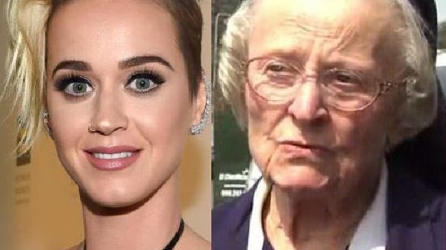 Nun involved in legal battle with Katy Perry dies in the middle of court appearance