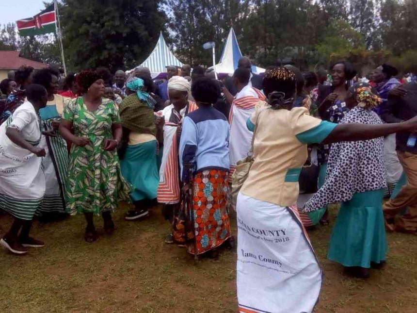 Crime wave has left us with nothing to smile about, Bungoma women say