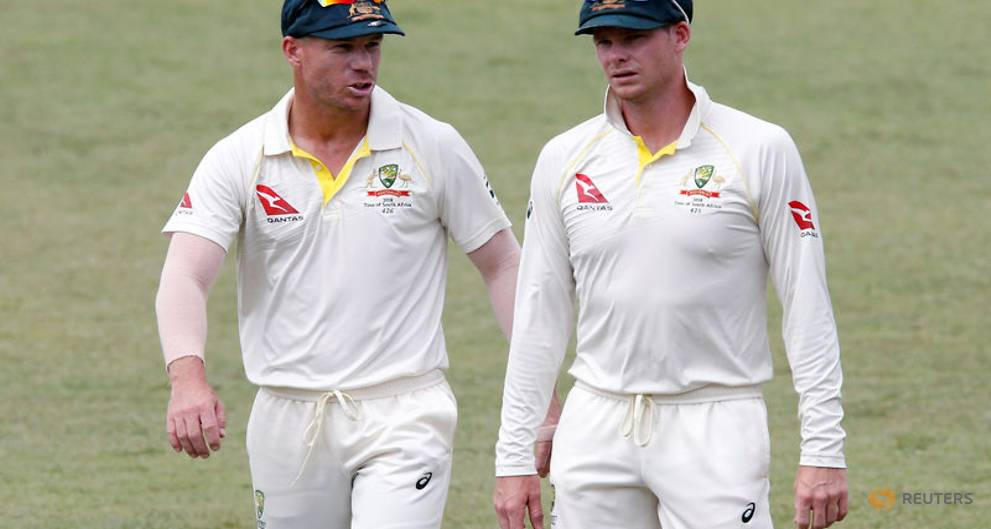 Australia board warns team about behaviour after Warner outburst